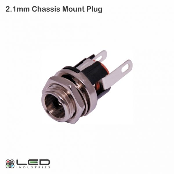 2.1mm Chassis Mount DC Plug