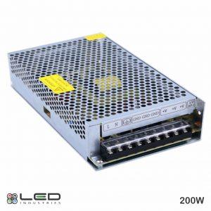 12V - 200W - Power Supply