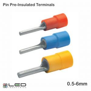 Pin - Pre-Insulated Terminals