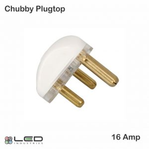 16Amp Plugtop Chubby