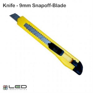 Knife - 9mm Snap-off Blade