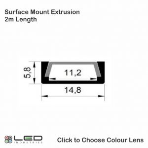 LED Aluminium Extrusion - 4 - Choose