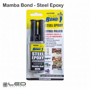 Mamba Bond - Steel Epoxy