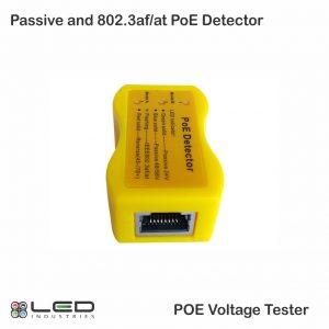 POE Voltage Detector