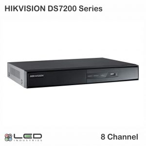 Hikvision 7200 - 8 Channel