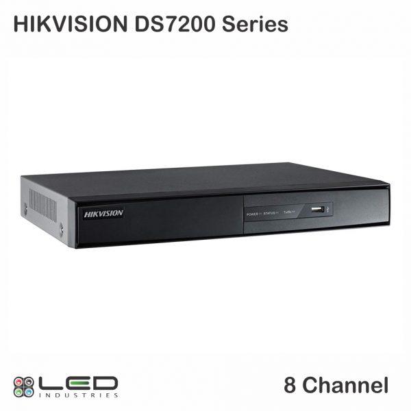 Hikvision 7200 - 8 Channel