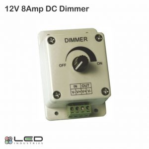 12V 8Amp DC LED Dimmer