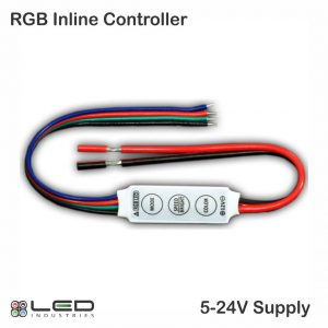 RGB Inline Controller
