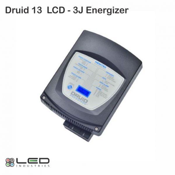 Nemtek - Druid 13 LCD - 3 Joule Energizer